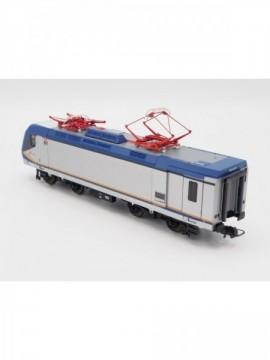 Locomotiva BR 052 come banner telone a 2 metri decorazione modello ferroviario stanza