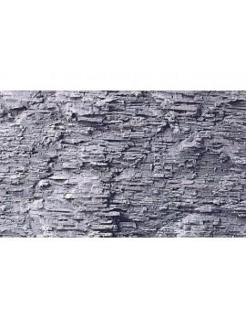 2 pezzi HEKI 3137 roccia Pellicola calce ARDESIA 40x18 CM